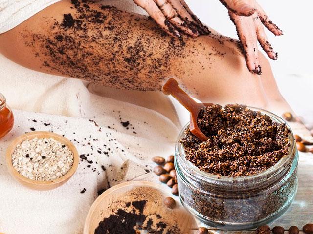 Как приготовить скрабы из кофе против целлюлита? 0