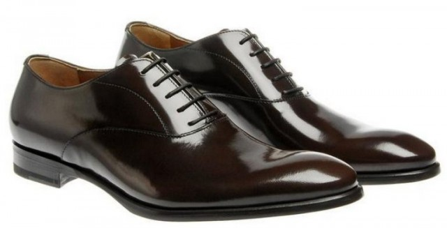 Еще один совет: как отполировать лаковую обувь? 0