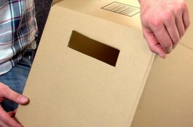 """Как сделать """"удобную"""" коробку? 0"""