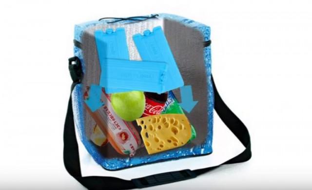 Как правильно охлаждать продукты в сумке-морозильнике? 0