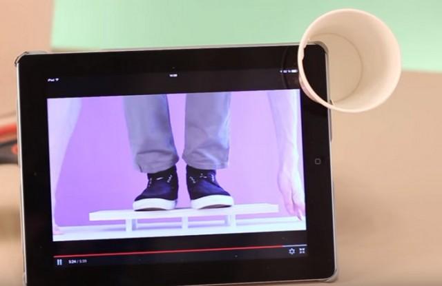 Как усилить звук динамика на планшете? 0