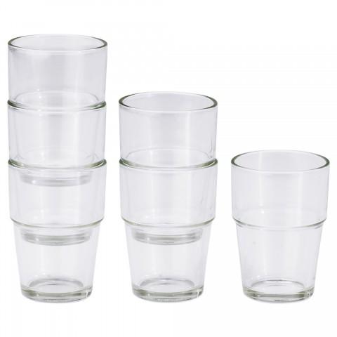Совет, чтобы разъединить стопку стаканов! 0