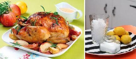 Как убрать неприятный запах у курицы? 0