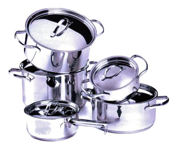 Как мыть аллюминиевую посуду ? 0