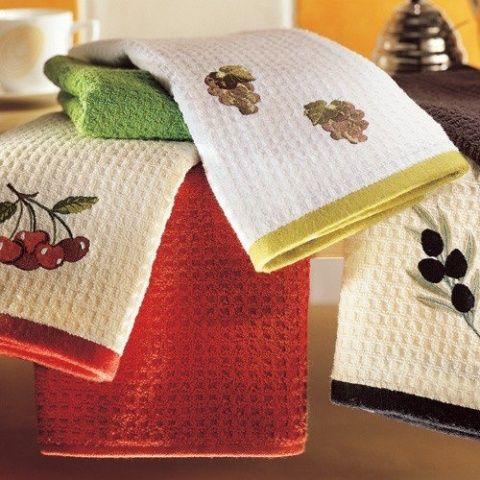Еще один совет для чистоты кухонных полотенец! 0
