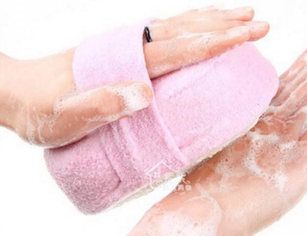 Как избавить мочалку от неприятного запаха? 0