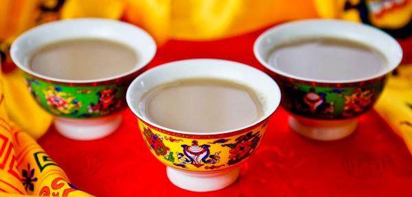 """Как приготовить """"тибетский чай""""? 0"""