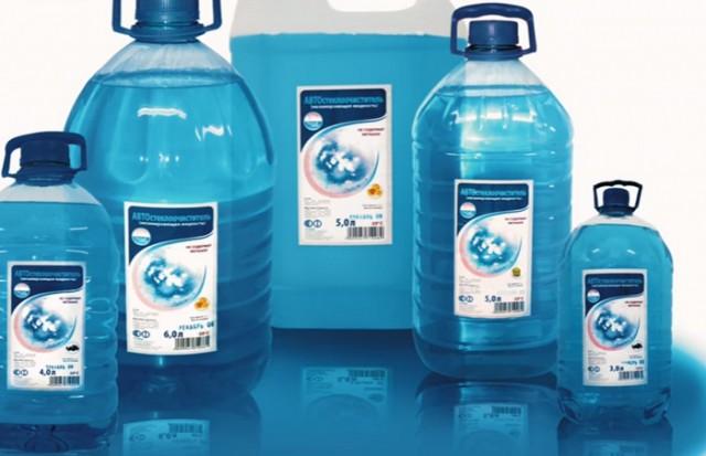 Как усовершенствовать жидкость для омывания лобового стекла? 0