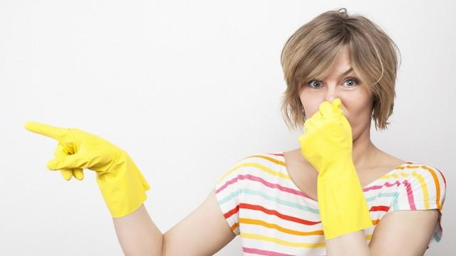 Как устранить запах на кухне после приготовления рыбы? 0