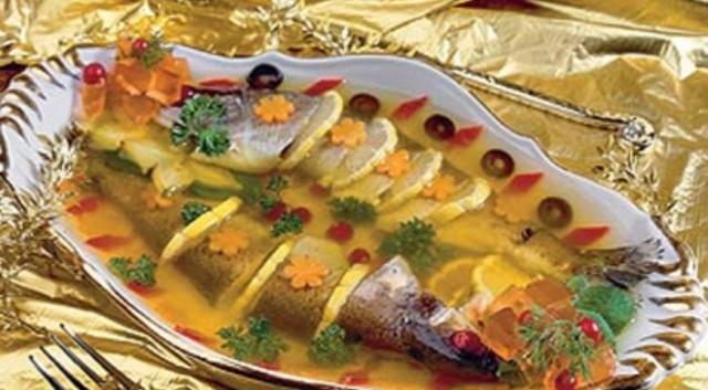 Как осветлить бульон для заливной рыбы? 0