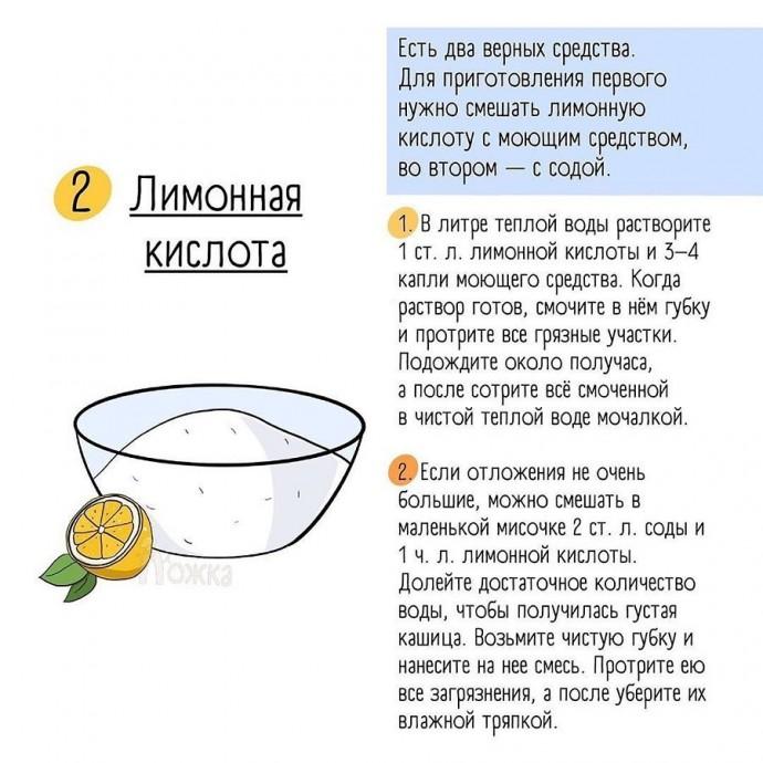 Быстрая чистка кухонных шкафчиков: миссия выполнима 1