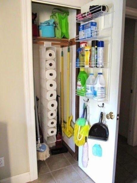 Идеи организации пространства в доме для поддержания порядка 0