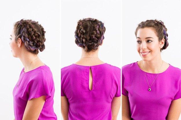 Как сделать красивые прически для длинных волос 8