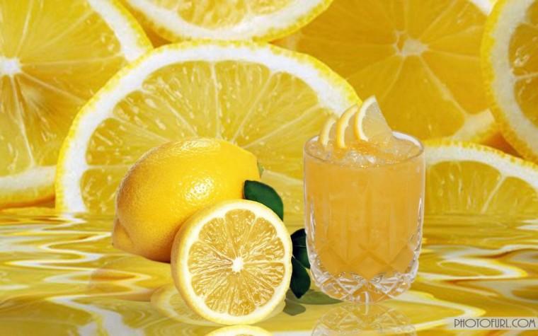 Лимонная смесь для сосудов 0