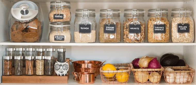 Избавляемся от пищевой моли на кухне 0