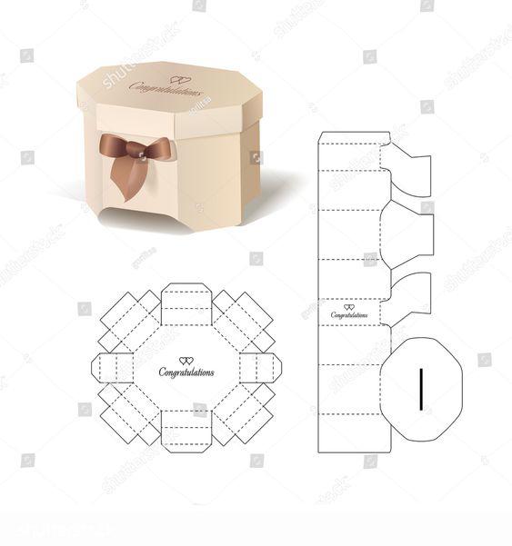 Как сделать разную упаковку для подарков 1