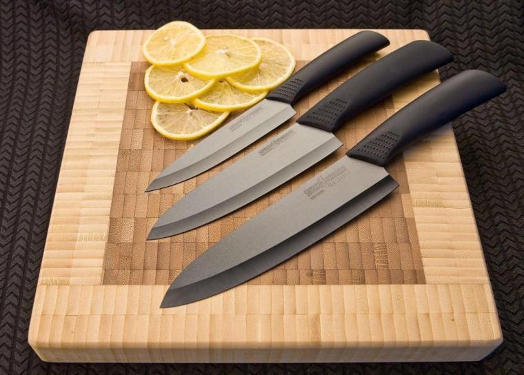 Используем кухонные ножи правильно 0