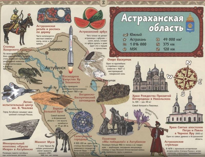 Достопримечательности России, о которых стоит знать 0