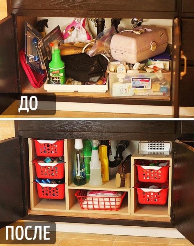 Идеи организации пространства в доме для поддержания порядка 8
