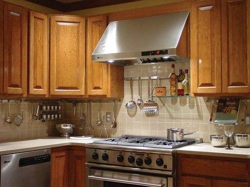 Как использовать рейлинги для кухни максимально полезно 3