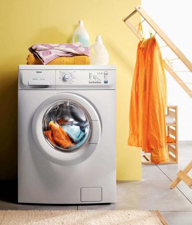 Как правильно загружать стиральную машину 0