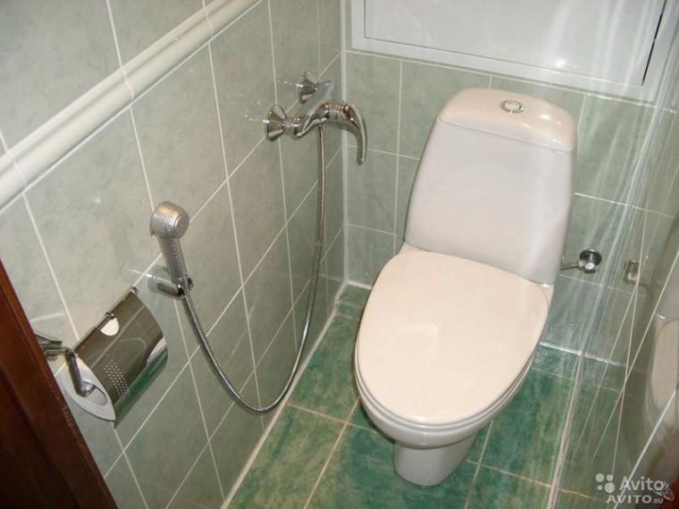 В чем польза и удобство гигиенического душа в туалете 1