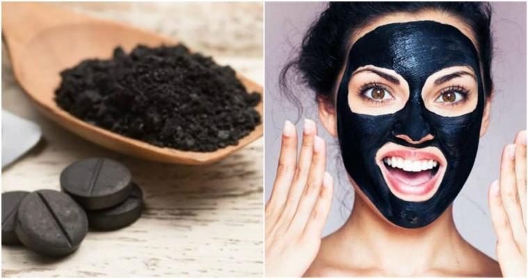 Активированный уголь в борьбе за красоту лица 0