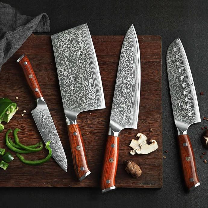 Секрет вечно острых ножей