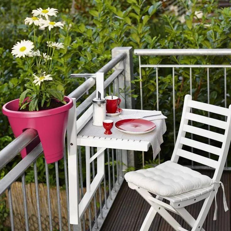 Идеи, как организовать уютный балкон 2
