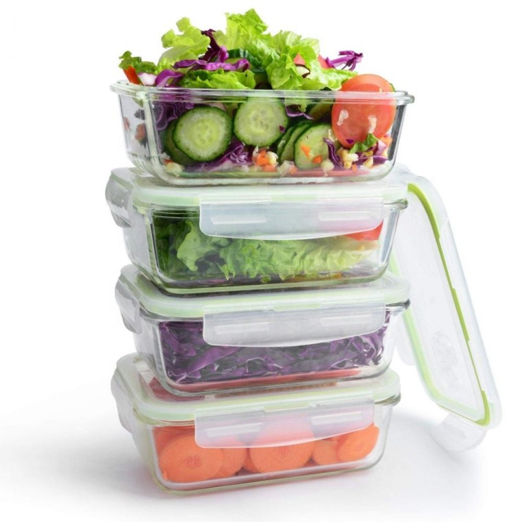 Пищевые контейнеры: как выбрать безопасный контейнер и пользоваться максимально долго 0