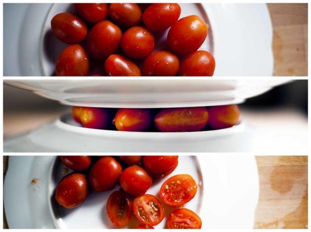 Как нарезать продукты проще и легче 4