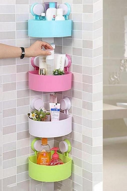 Простые и оригинальные способы наведения порядка в ванной комнате 6