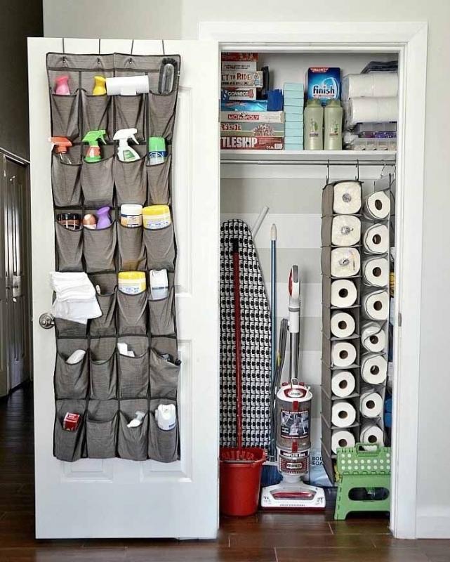Идеи организации пространства в доме для поддержания порядка 1