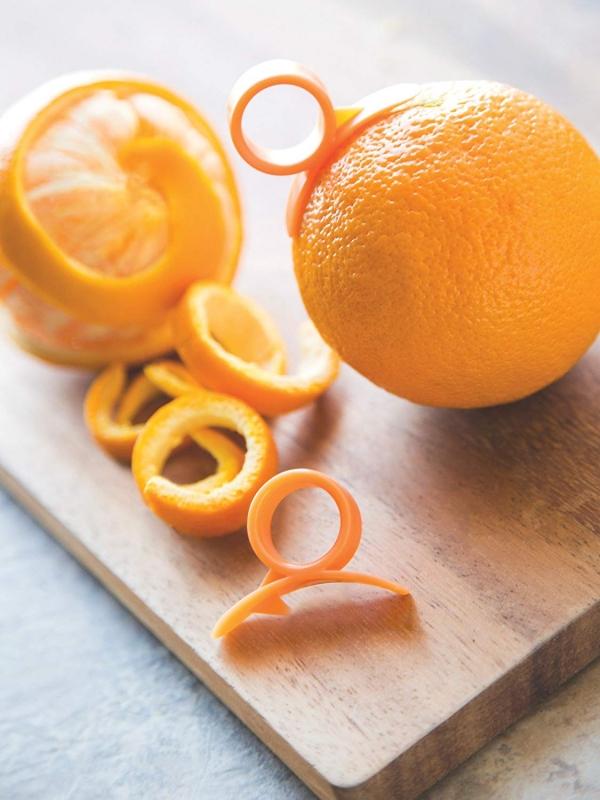 Как использовать цедру апельсина 0
