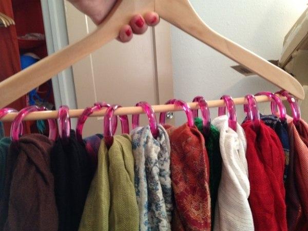 Превосходные идеи по упорядочиванию гардероба 0