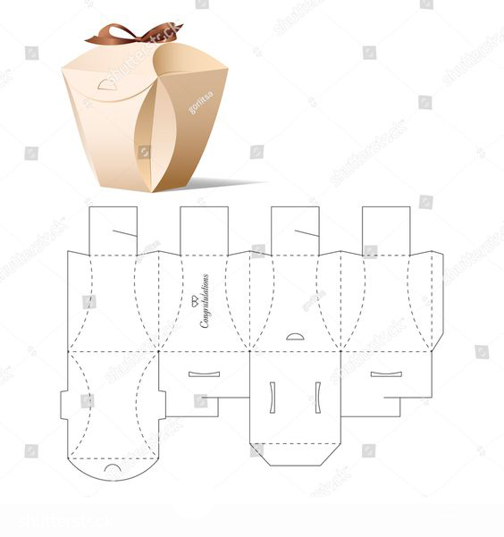 Как сделать разную упаковку для подарков 0