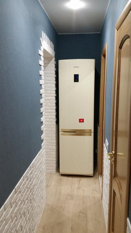 Как разместить холодильник, если места мало 2