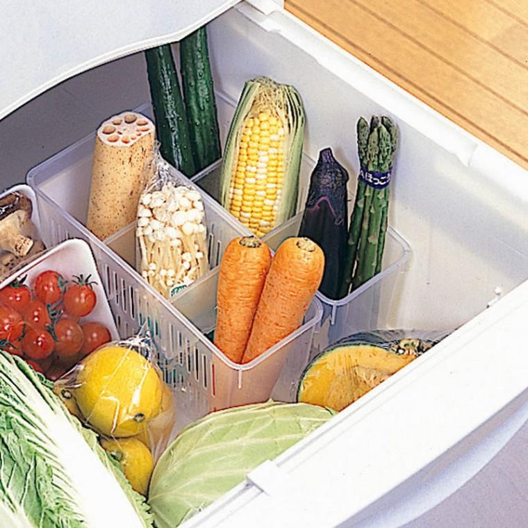 Губки для посуды, продлевающие годность овощей в холодильнике 0