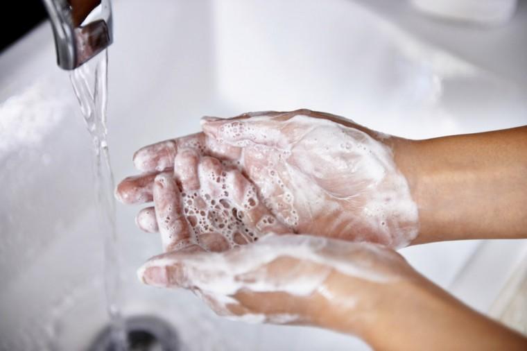 Как отмыть руки, если просто мыло не помогает 0