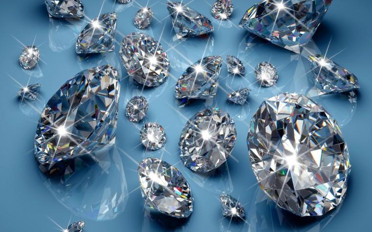 Как отличить бриллиант от фианита 0