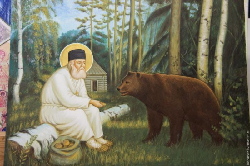 12 советов от старца Серафима 0