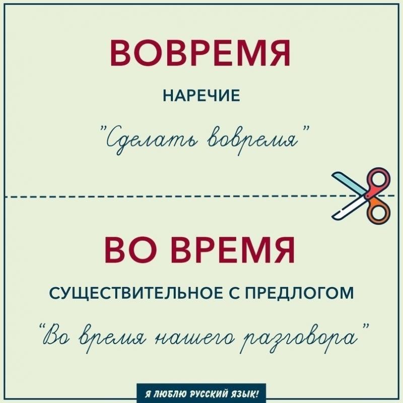 Как писать по-русски правильно 0