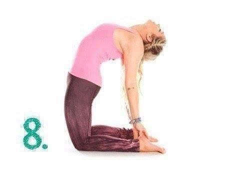 10-минутная йога для уравновешенного состояния на целый день 4