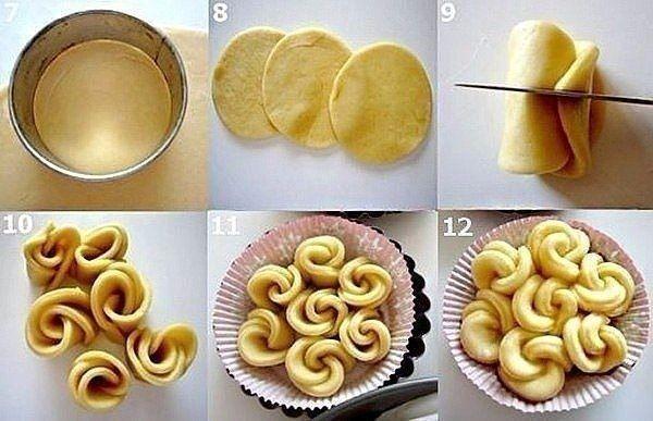 Как сделать нестандартные булочки 3