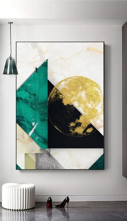 Как подобрать картину или плакат, которые украсят интерьер 3