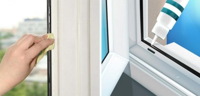 Как ухаживать за пластиковыми окнами и дверями правильно 3