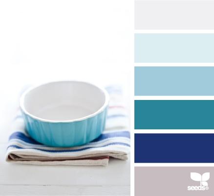 С какими цветами красиво сочетается синий 2
