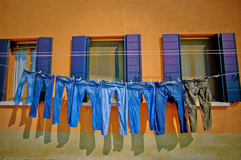 Как высушить белье быстро 0