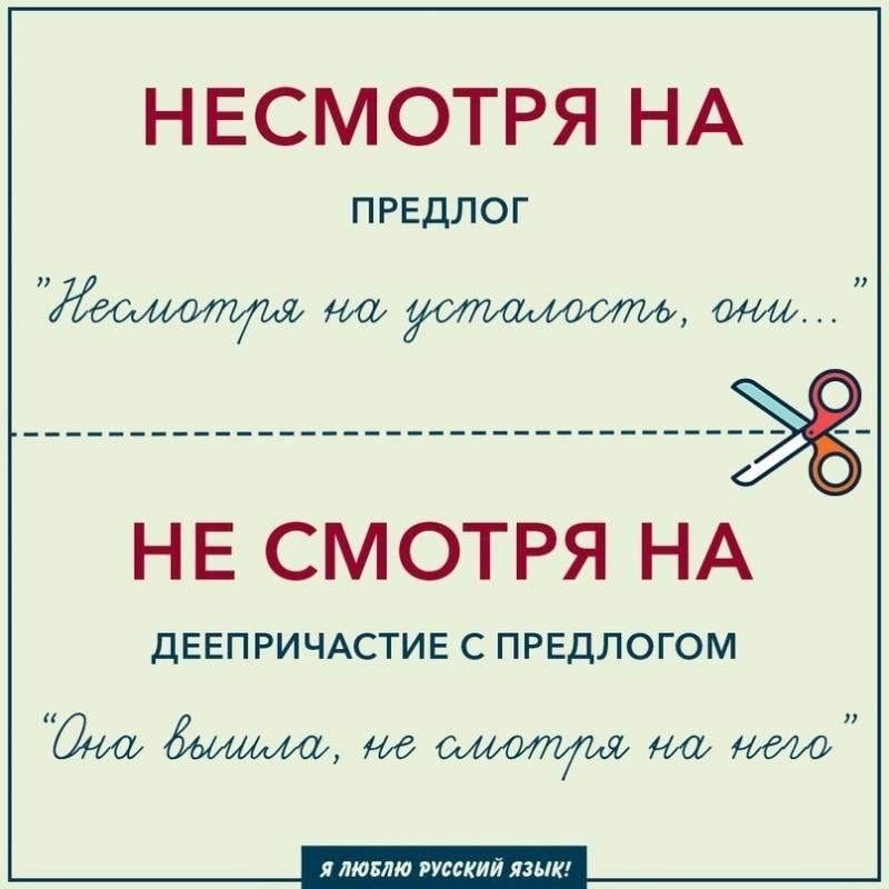 Как писать по-русски правильно 7