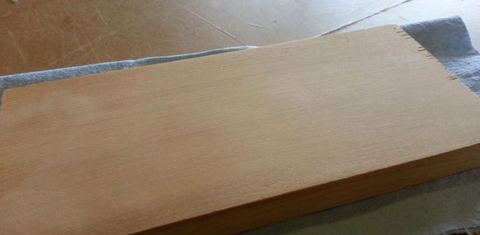 Как восстановить деревянную поверхность 0